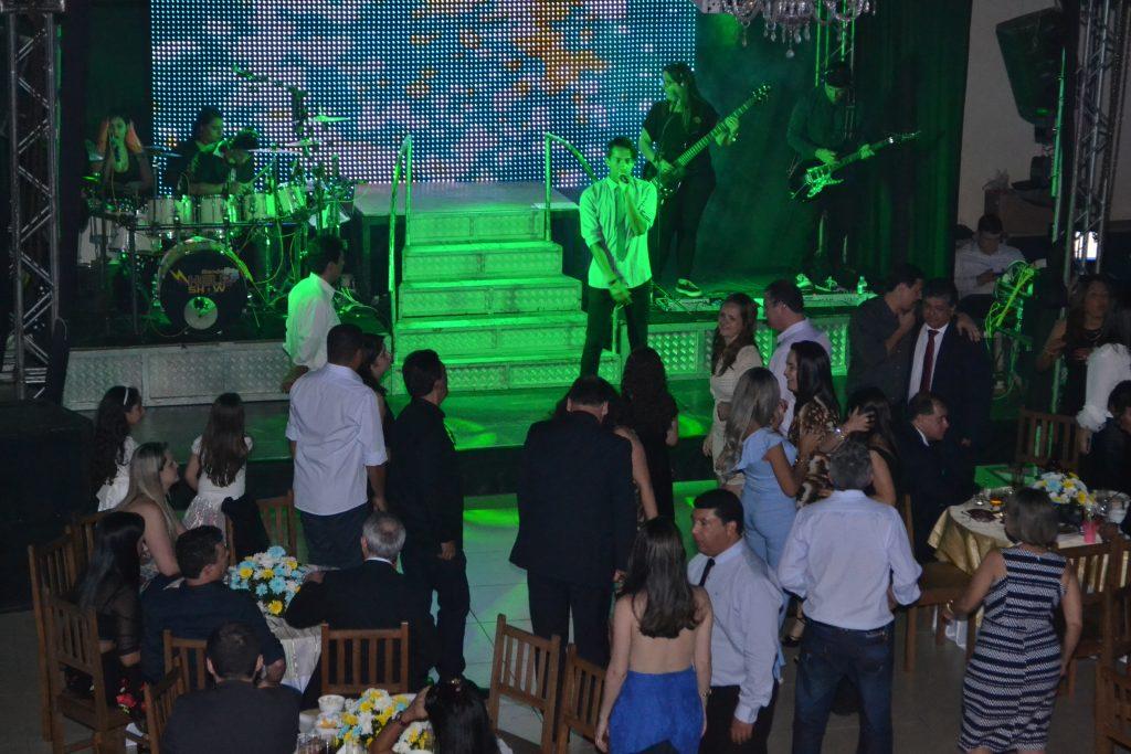 Nova diretoria da CDL Três Rios toma posse com festa no Caer