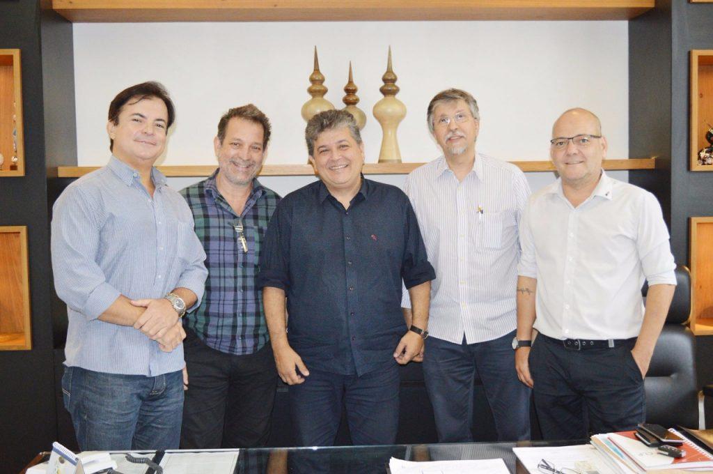 CDL Três Rios e Prefeitura ajustam últimos detalhes para o sorteio da campanha de Natal